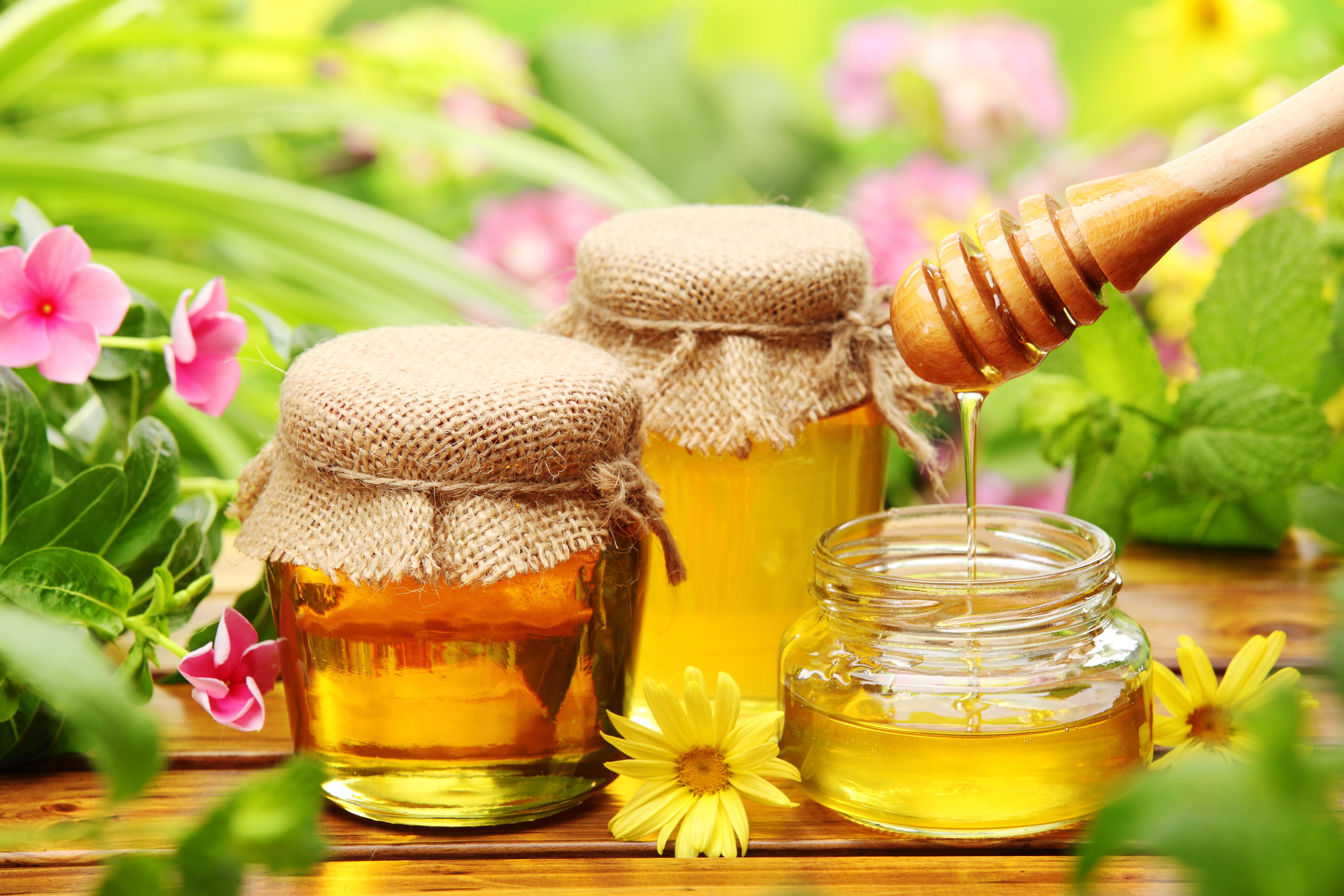Ragweed Allergy in Spring Honey Cures Ragweed Allergy