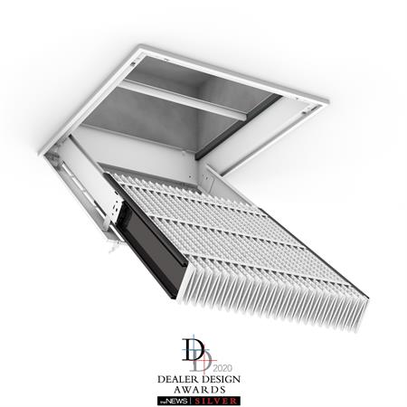 Dealer Design Award - Filter Grille