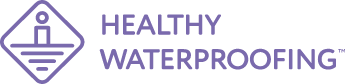 Healthy Waterproofing Logo