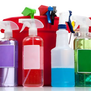 Household Products Can Emit VOCS