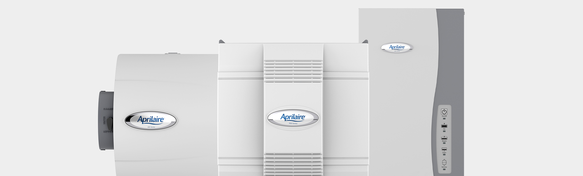 Aprilaire Whole-Home Humidifiers