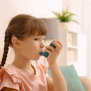 Young-Girl-With-Inhaler