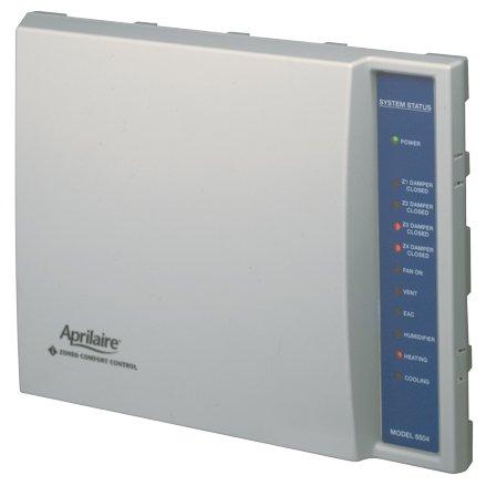 Aprilaire Model 6504 Zoned Temperature Control