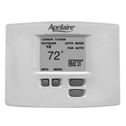 aprilaire model 8570 thermostat rh aprilaire com Wiring an Aprilaire 400 aprilaire 8446 installation manual