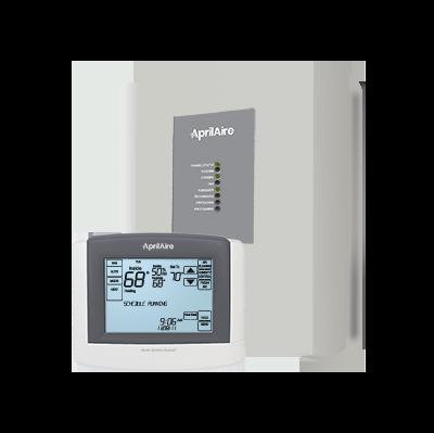 Aprilaire Model 8910 Home Comfort Control