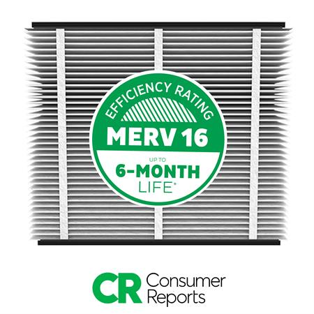 Awards MERV 16 Consumer Reports