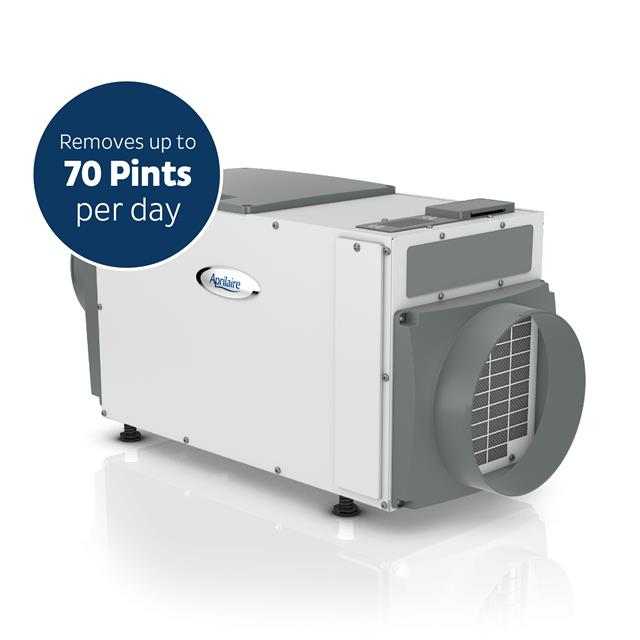 Aprilaire-Dehumidifier-1830-Removes70PintsPerDay
