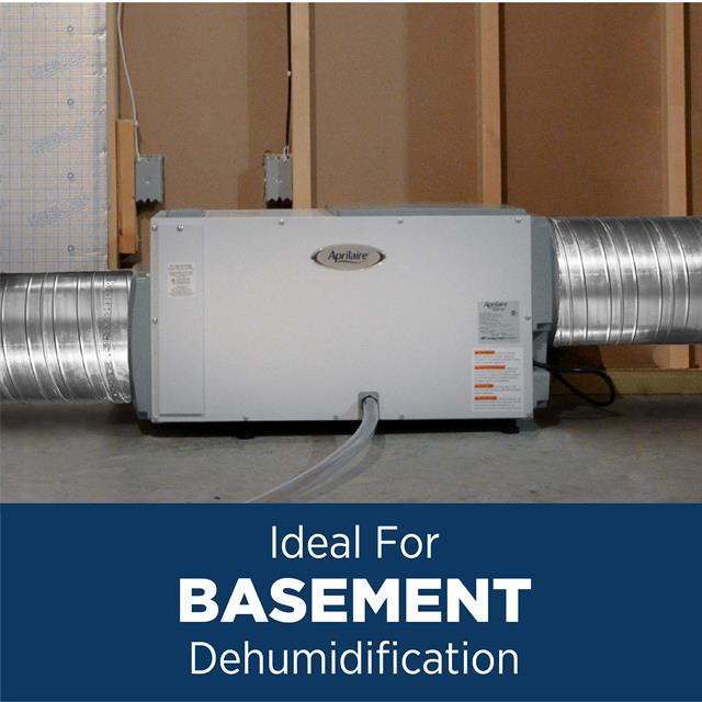 Dehumidifier-1830Basement-Crawlspace-Dehumidification