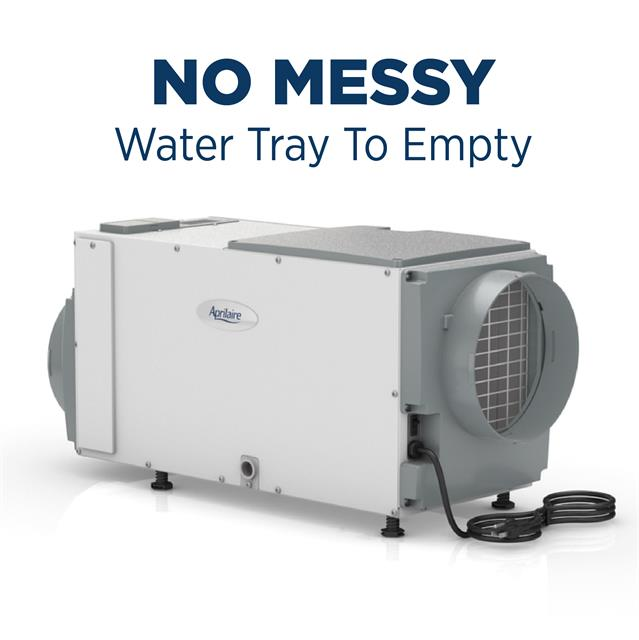 Dehumidifier-1850NoMessyWaterTray