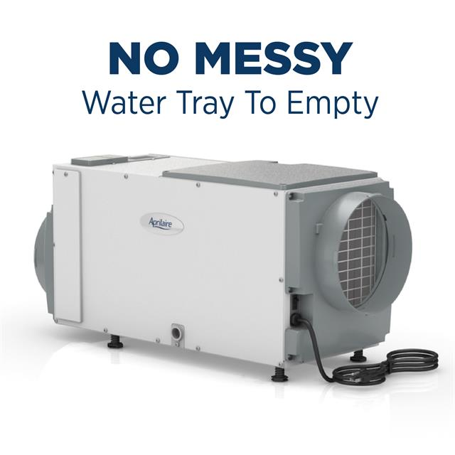 Dehumidifier-1870-NoMessyWaterTray-EasyMaintenance-WholeHome